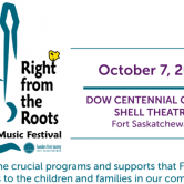 Right From The Roots Music Fest, Shell Theatre, Fort Saskatchewan, AB